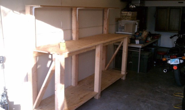 Diy Woodworking Bench Home Depot Download Plans Potting