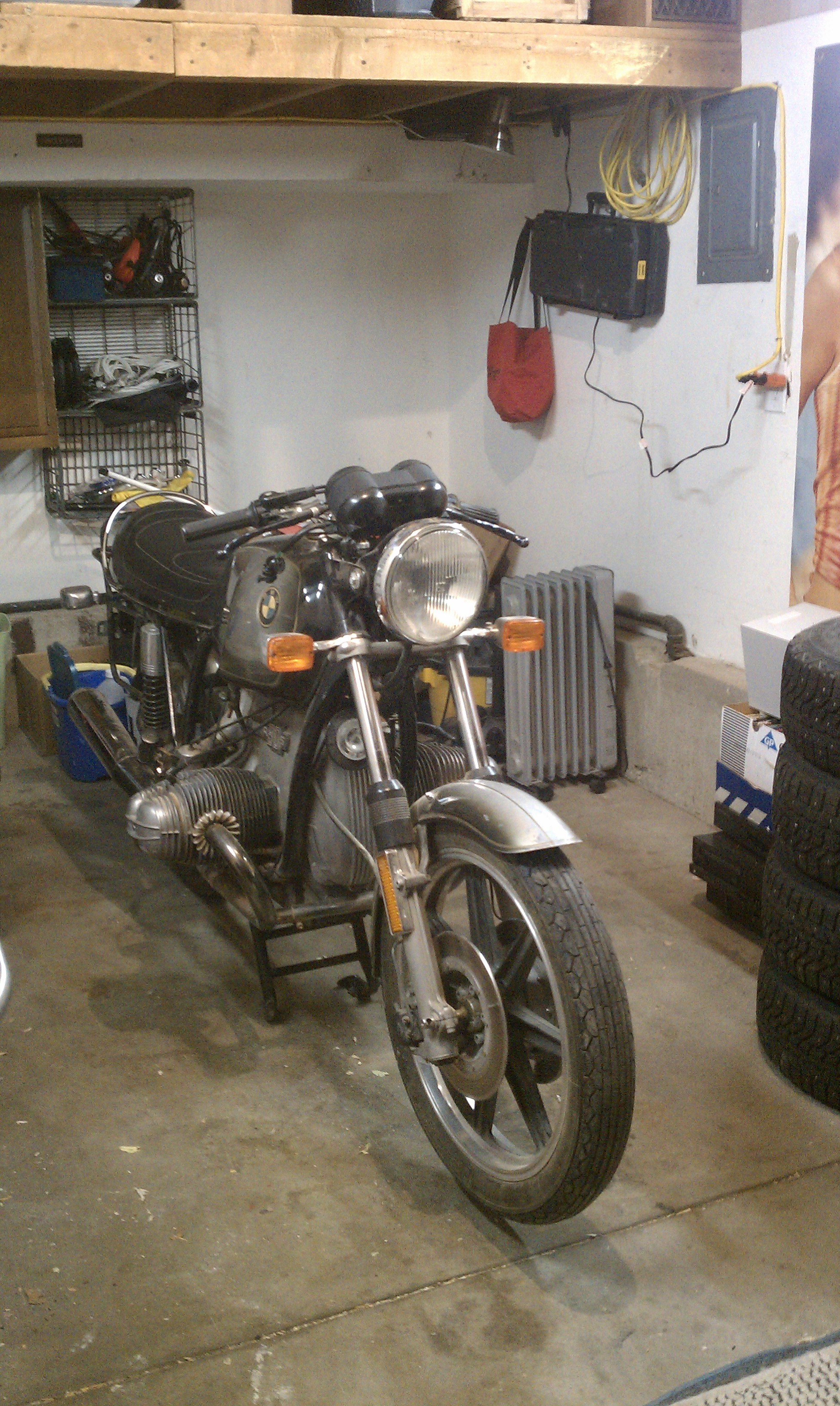 Incredible More Parts On The Bmw R90S Project Wiring Database Obenzyuccorg