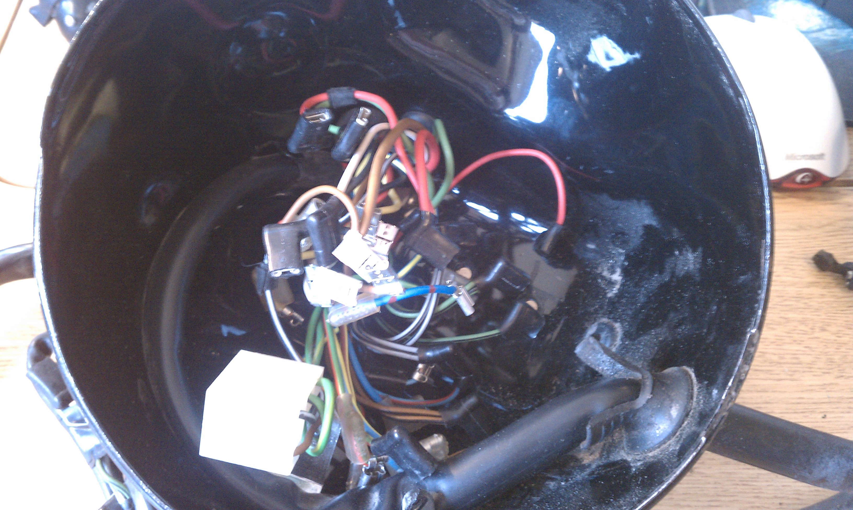 Awesome Eye Candy The Bmw R90S Project Wiring Database Obenzyuccorg